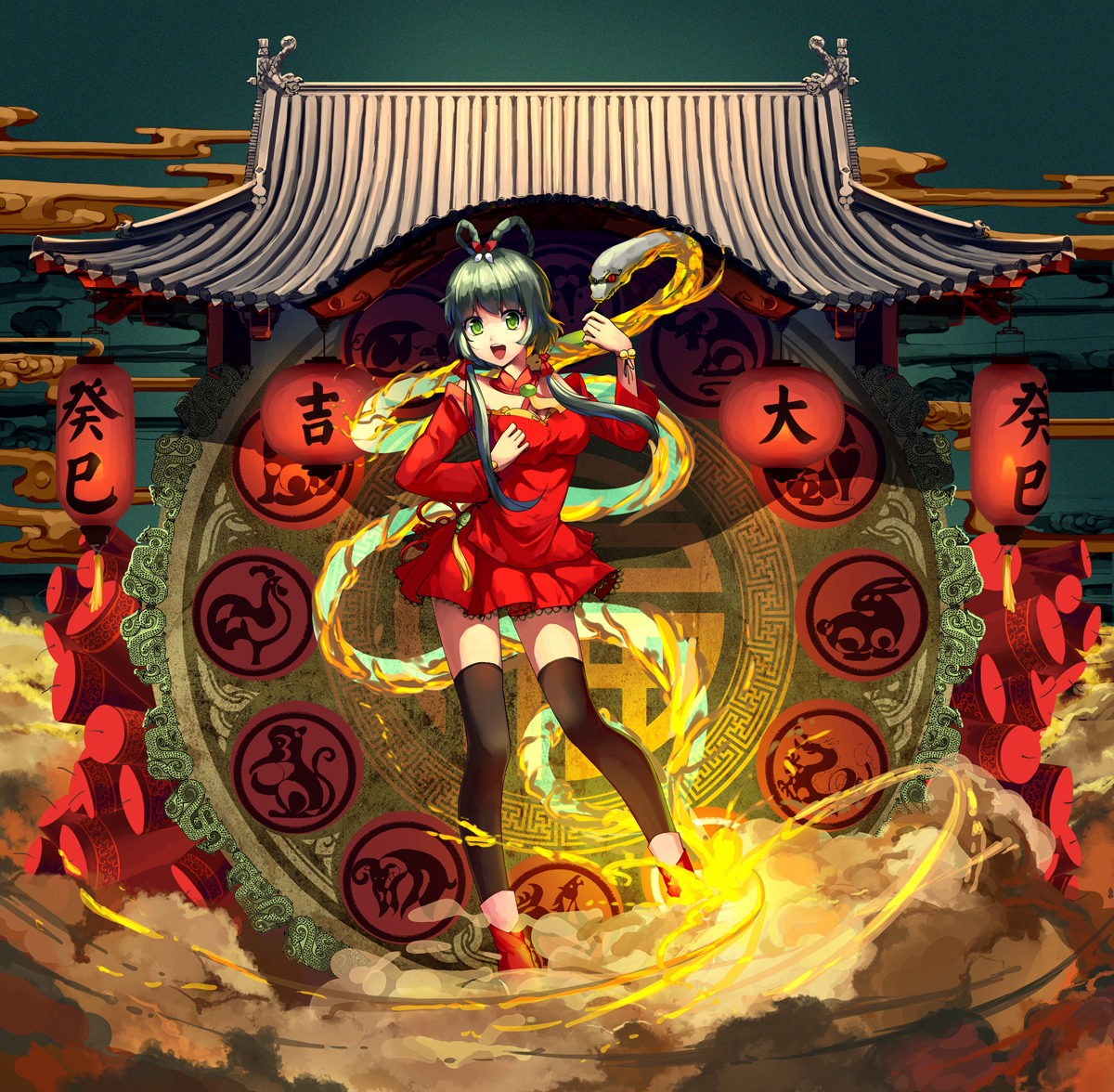 Chinese New Year: Year of the Snake | The Infinite Zenith