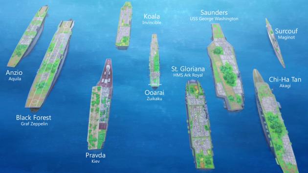 School Ships