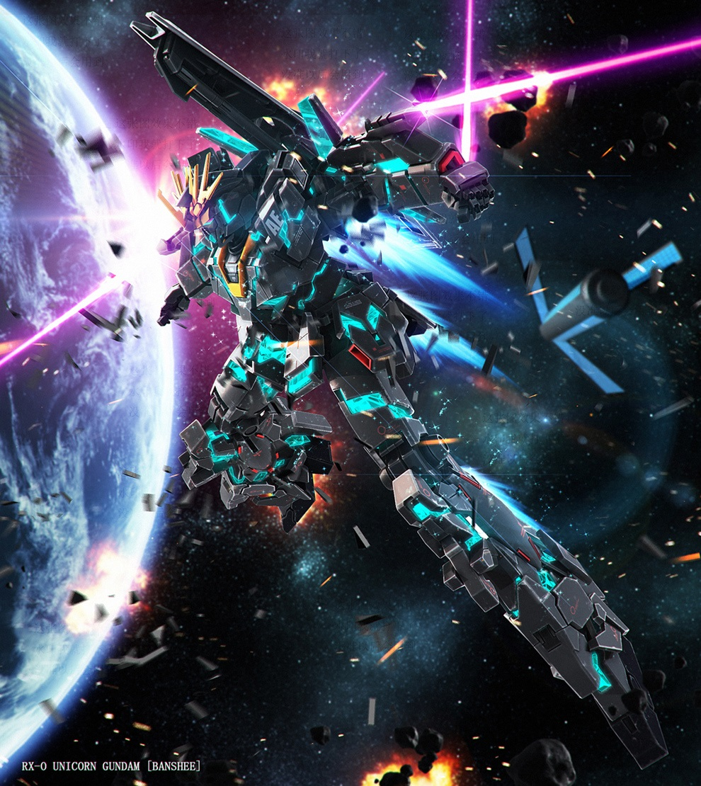 Gundam Unicorn Speculation About The Finale The Infinite Zenith