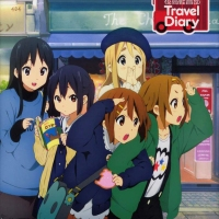 K-On! Movie Official Guidebook/Travel Diary