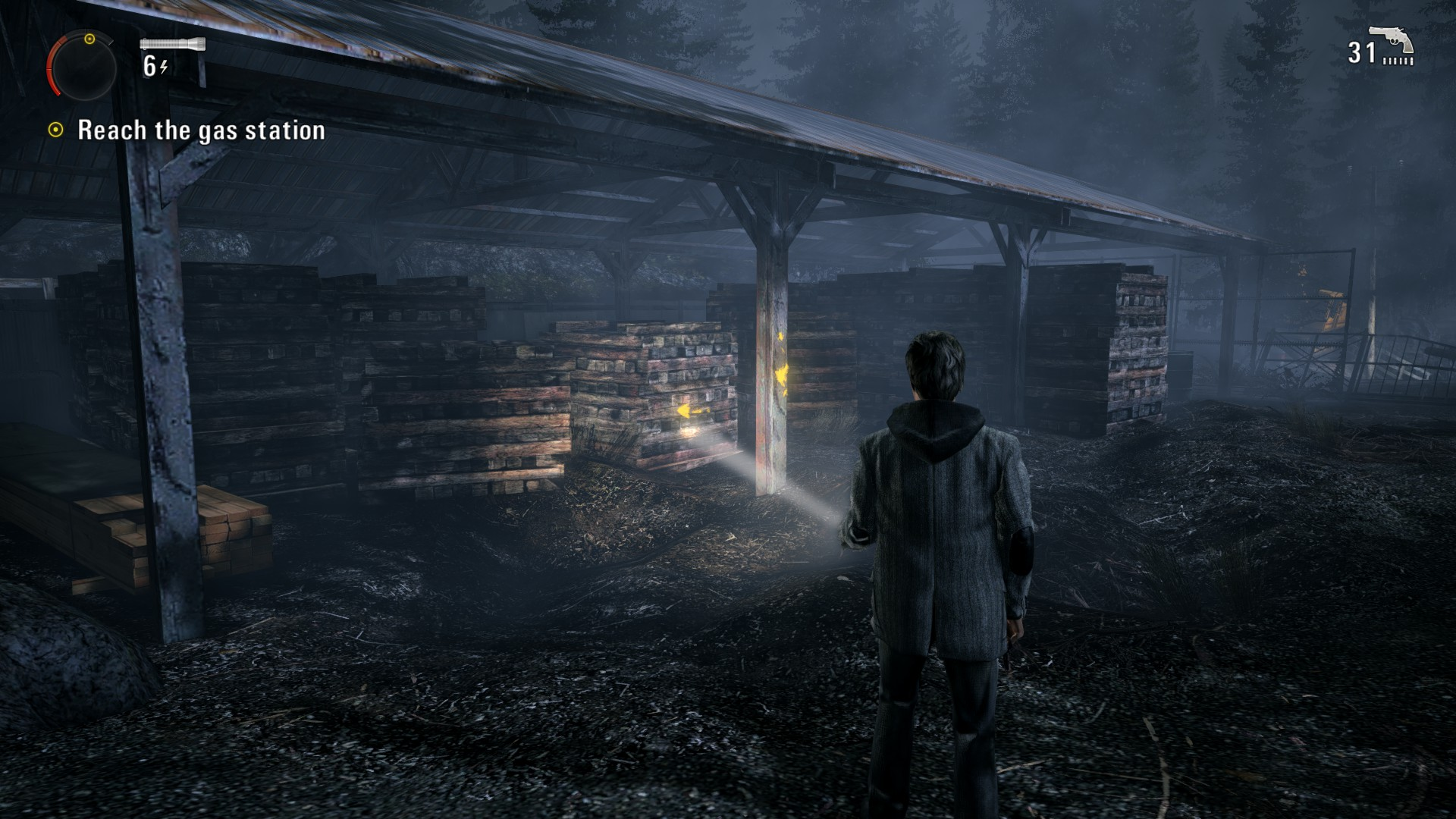 Alan Wake | The Infini...