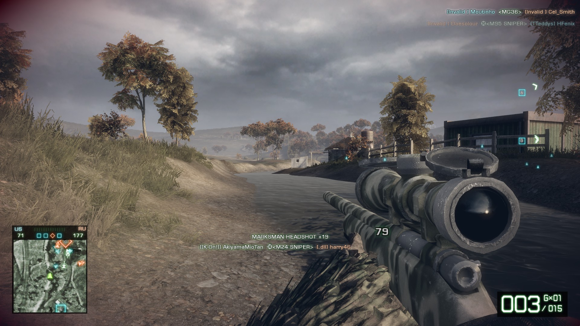 battlefield bad company 2 the infinite zenith