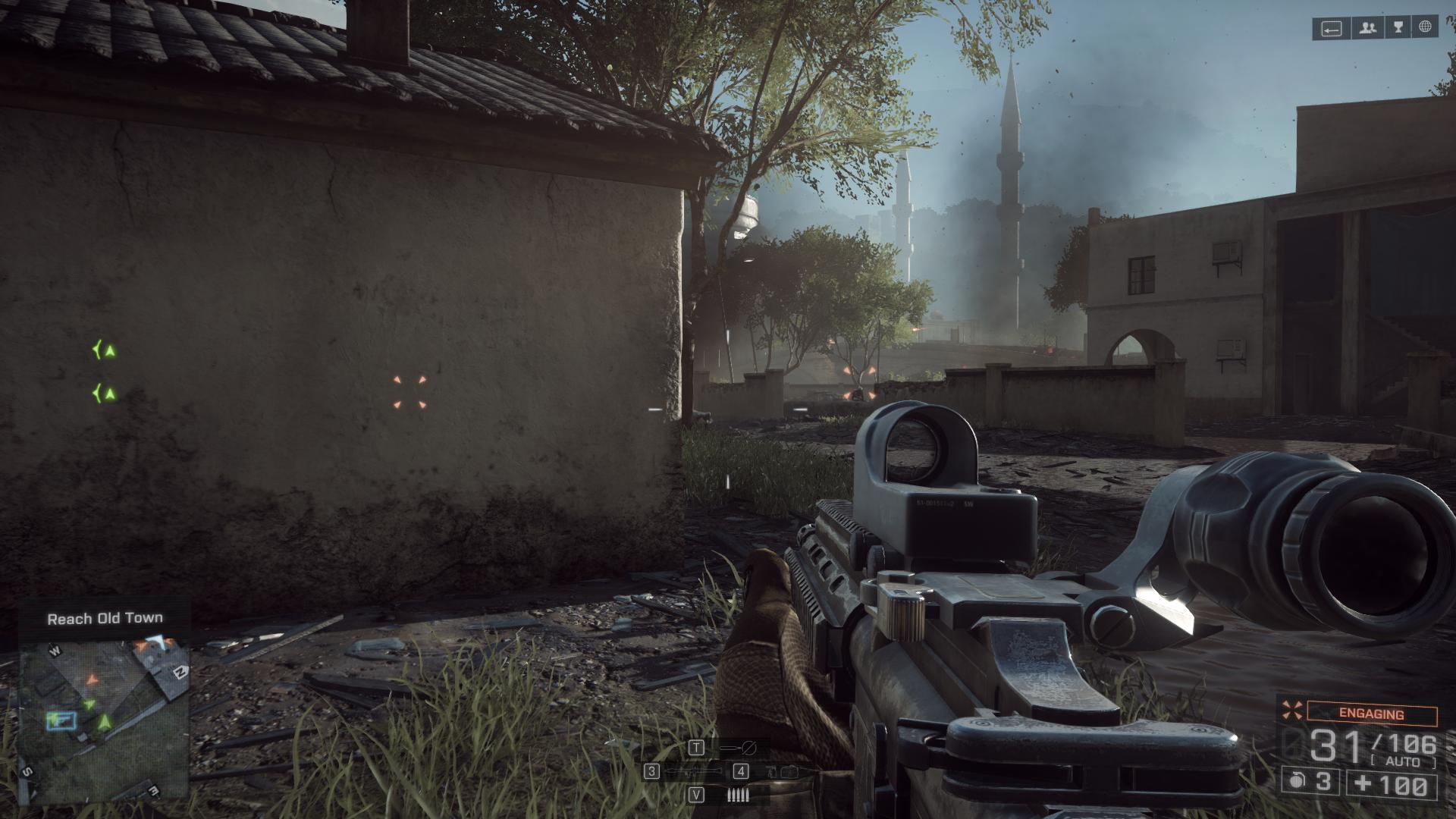 Bf Bf4 White Screen Of Death
