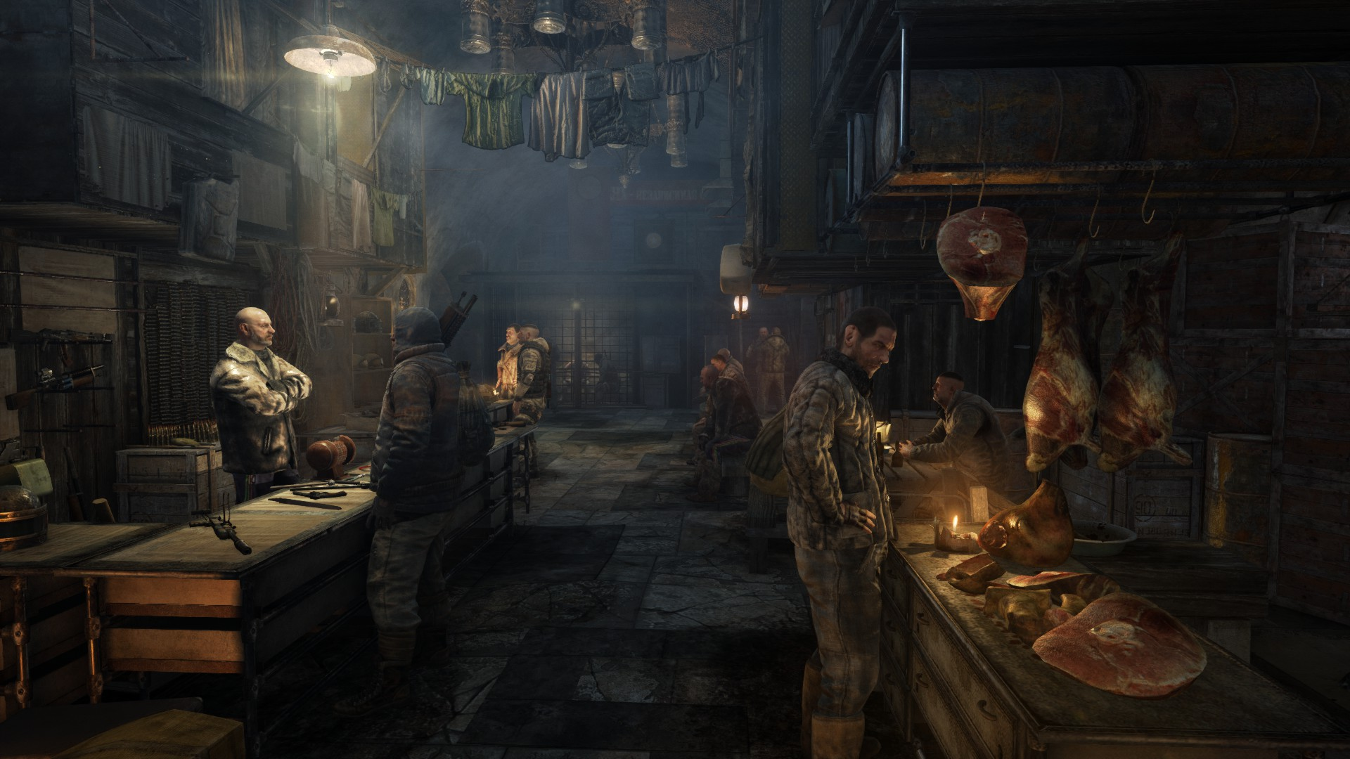 Metro 2033: Redux Review | The Infinite Zenith
