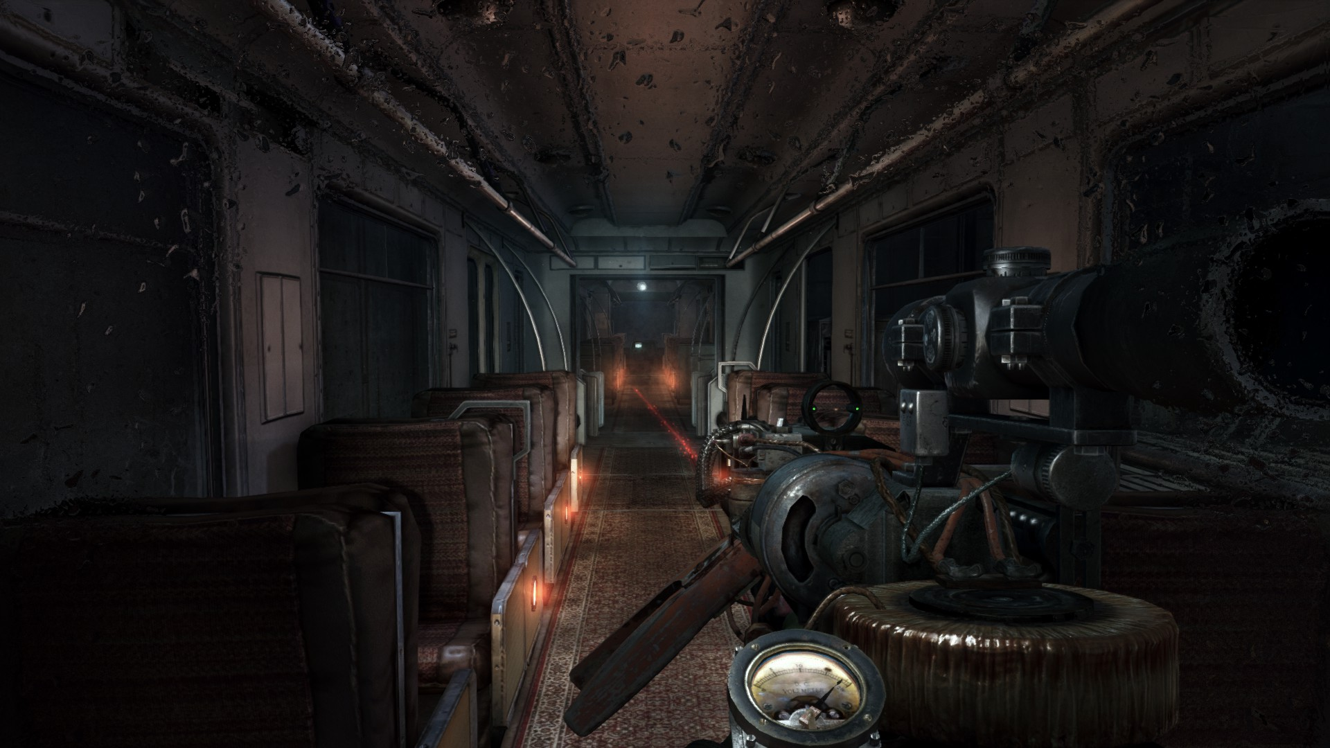 Metro 2033: Redux Review | The Infinite Zenith