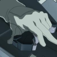 The Stark Jegan's Pilot and Über-micro as the Magic Moment in Gundam Unicorn