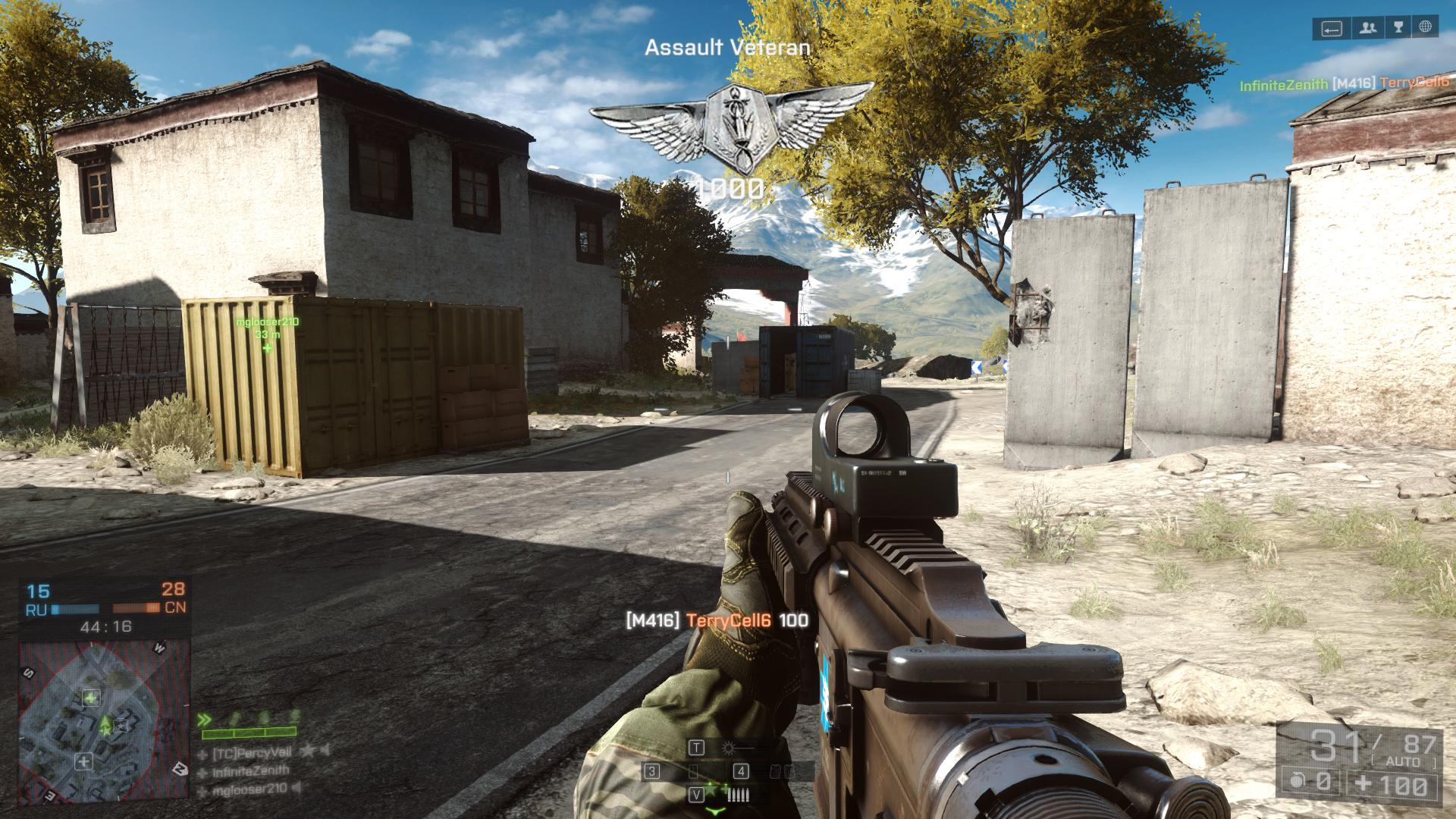 Three years since I came back: A retrospective on Battlefield 4