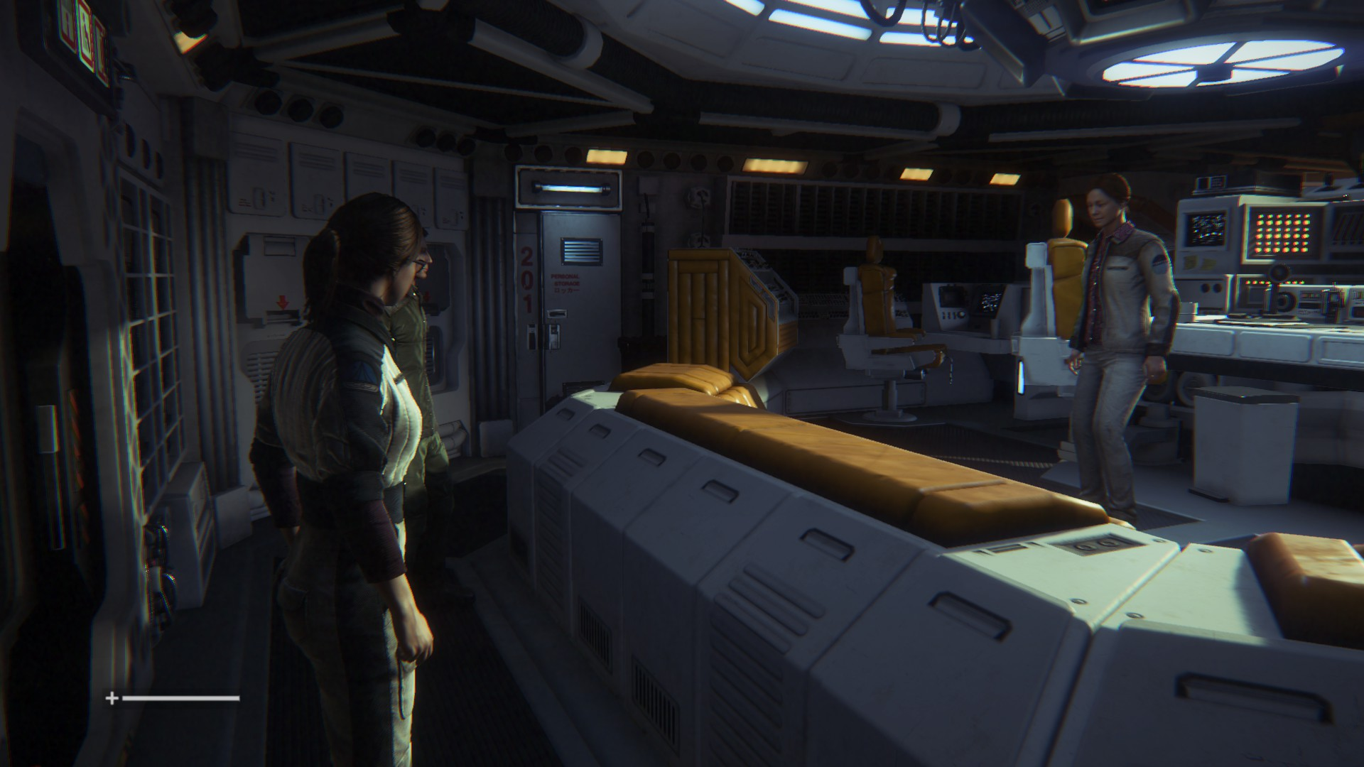 alien isolation gameplay no commentary 1080p backgrounds