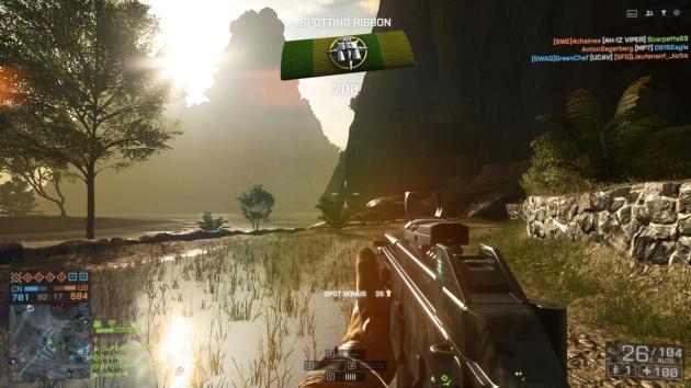 Battlefield 3 | The Infinite Zenith