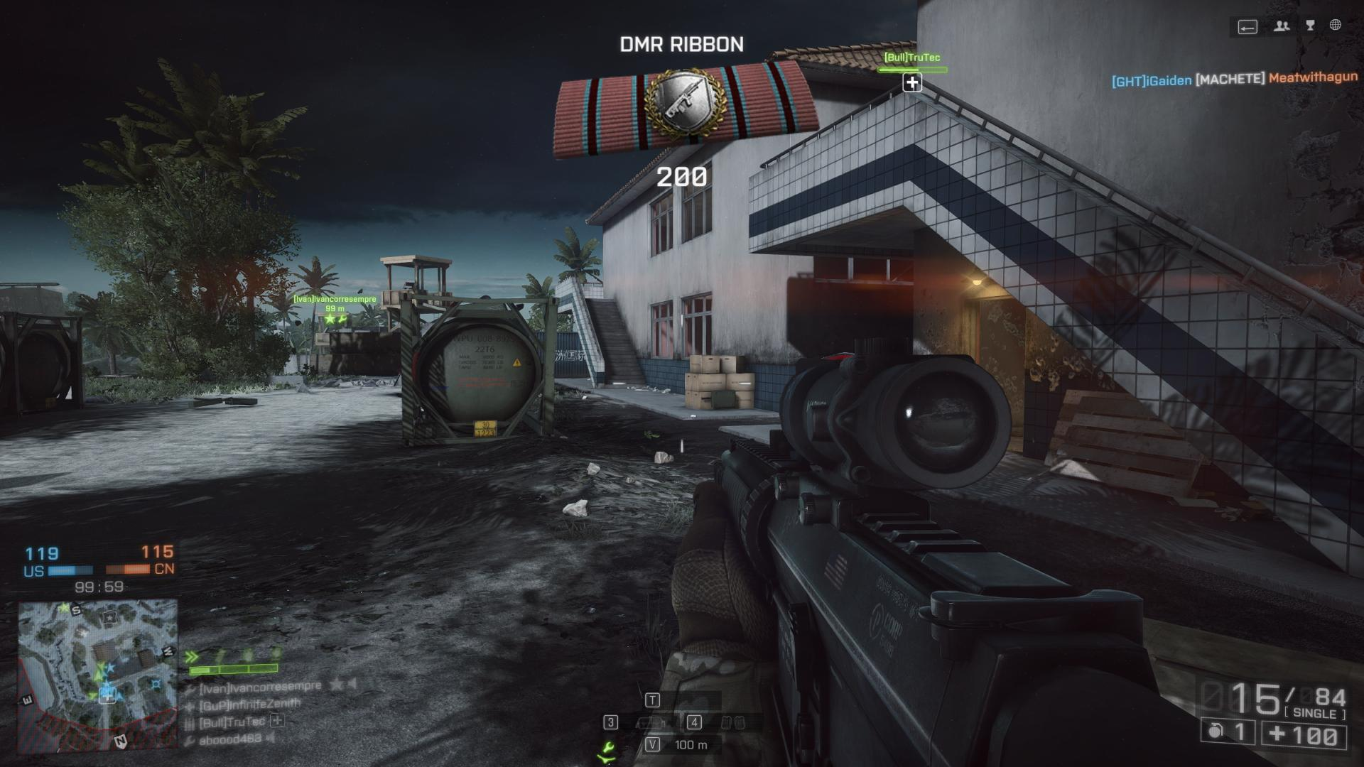 One Year of Service in Battlefield 4 | The Infinite Zenith