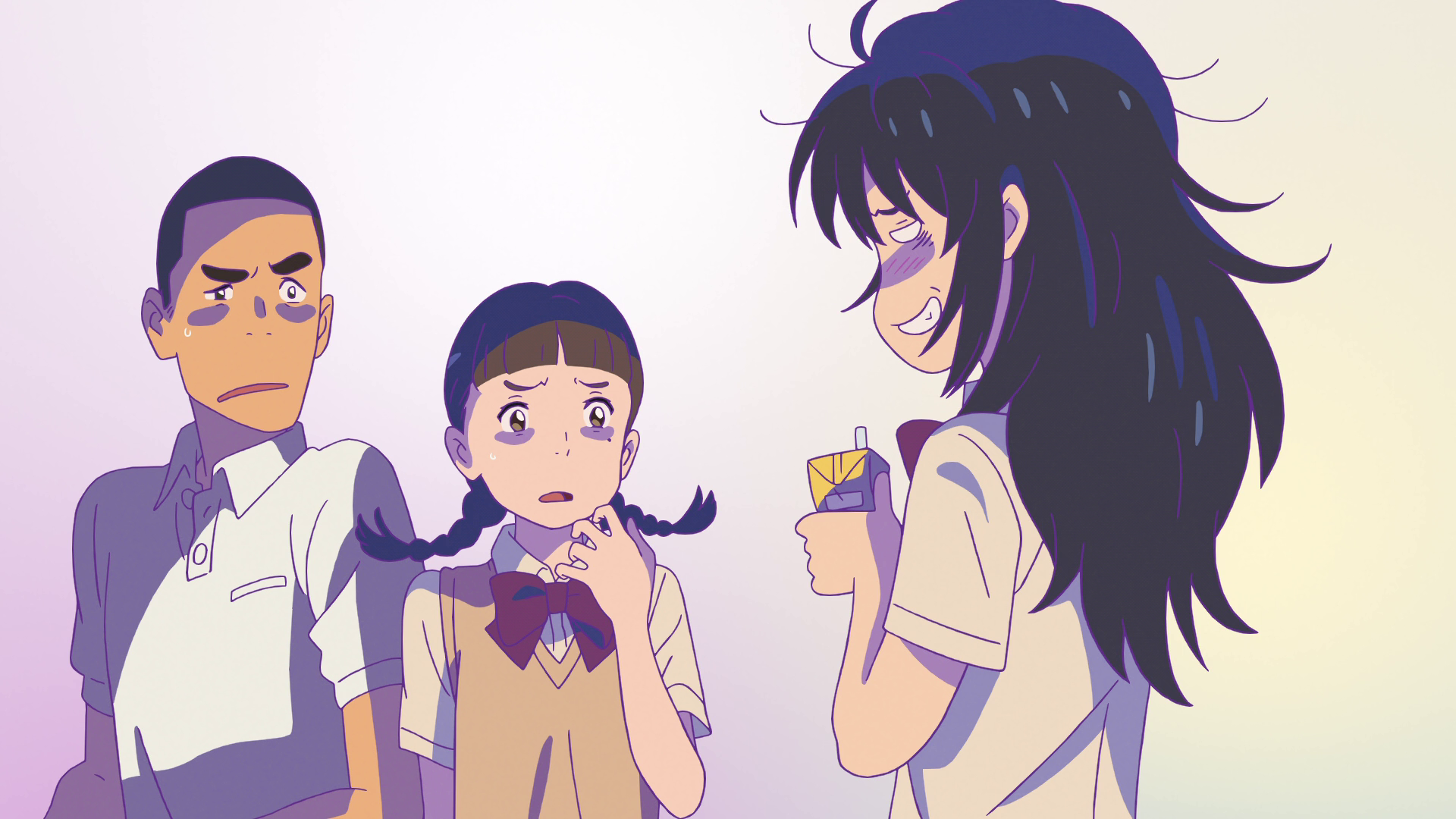 Your Name Anime TV Tropes - Lecturer accidentally projected porn one classes
