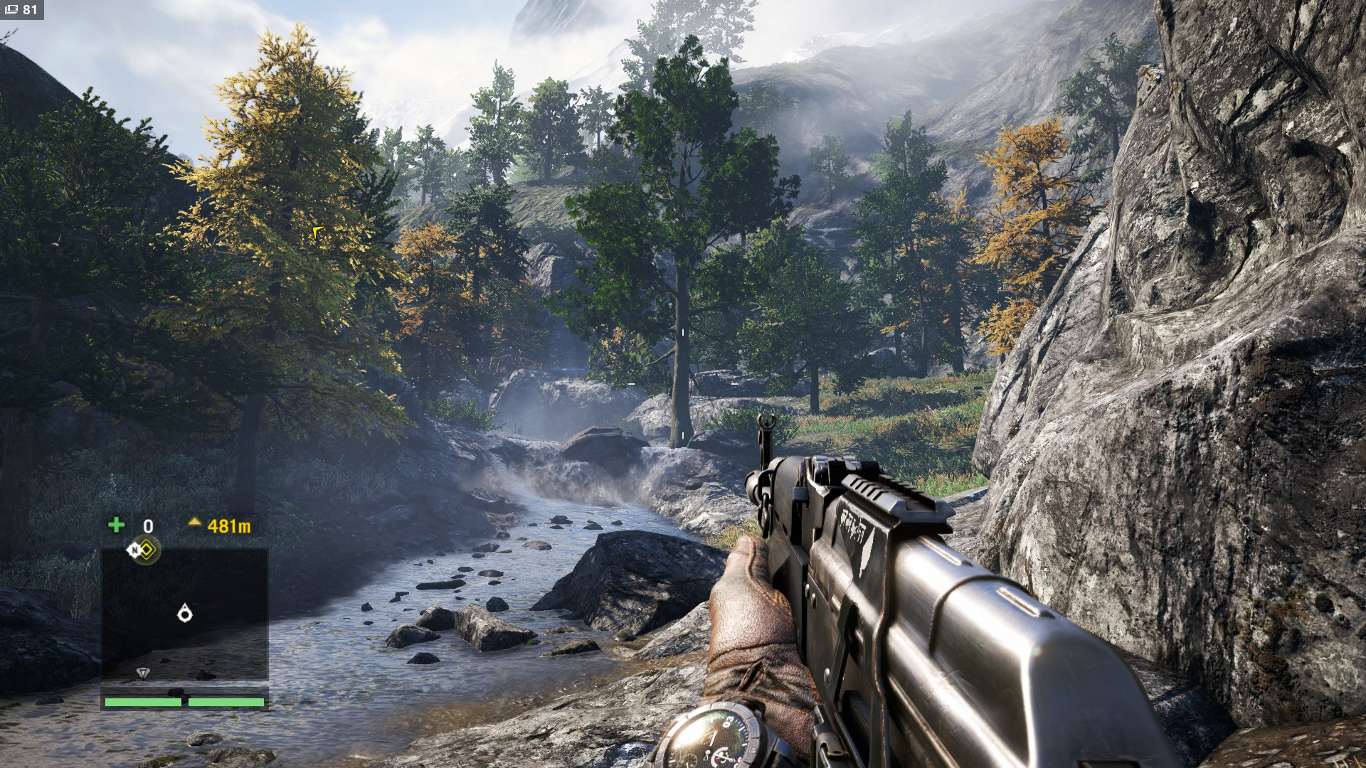 Far Cry 4 Remarks And Reflections At The Halfway Point The Infinite Zenith
