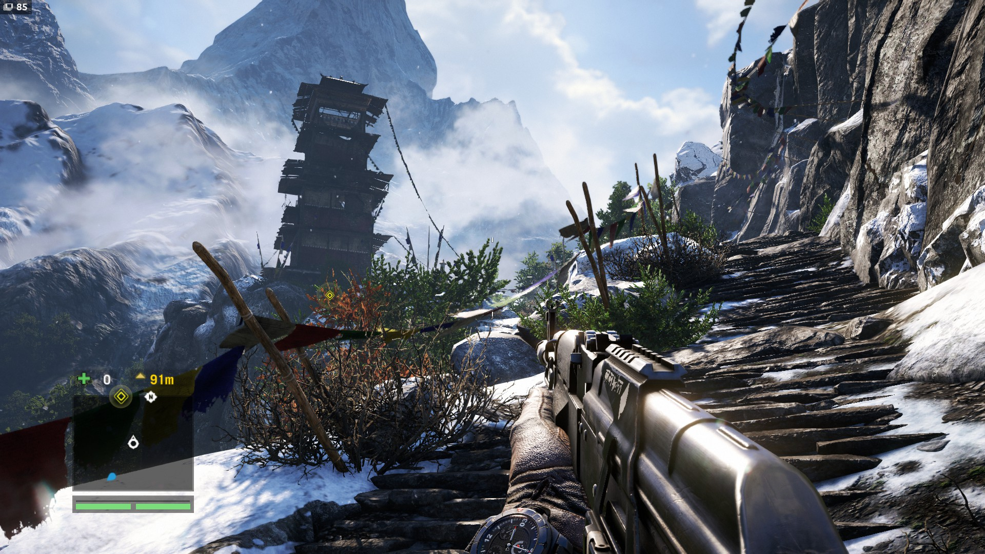 Far Cry 4: Remarks and Reflections at the halfway point