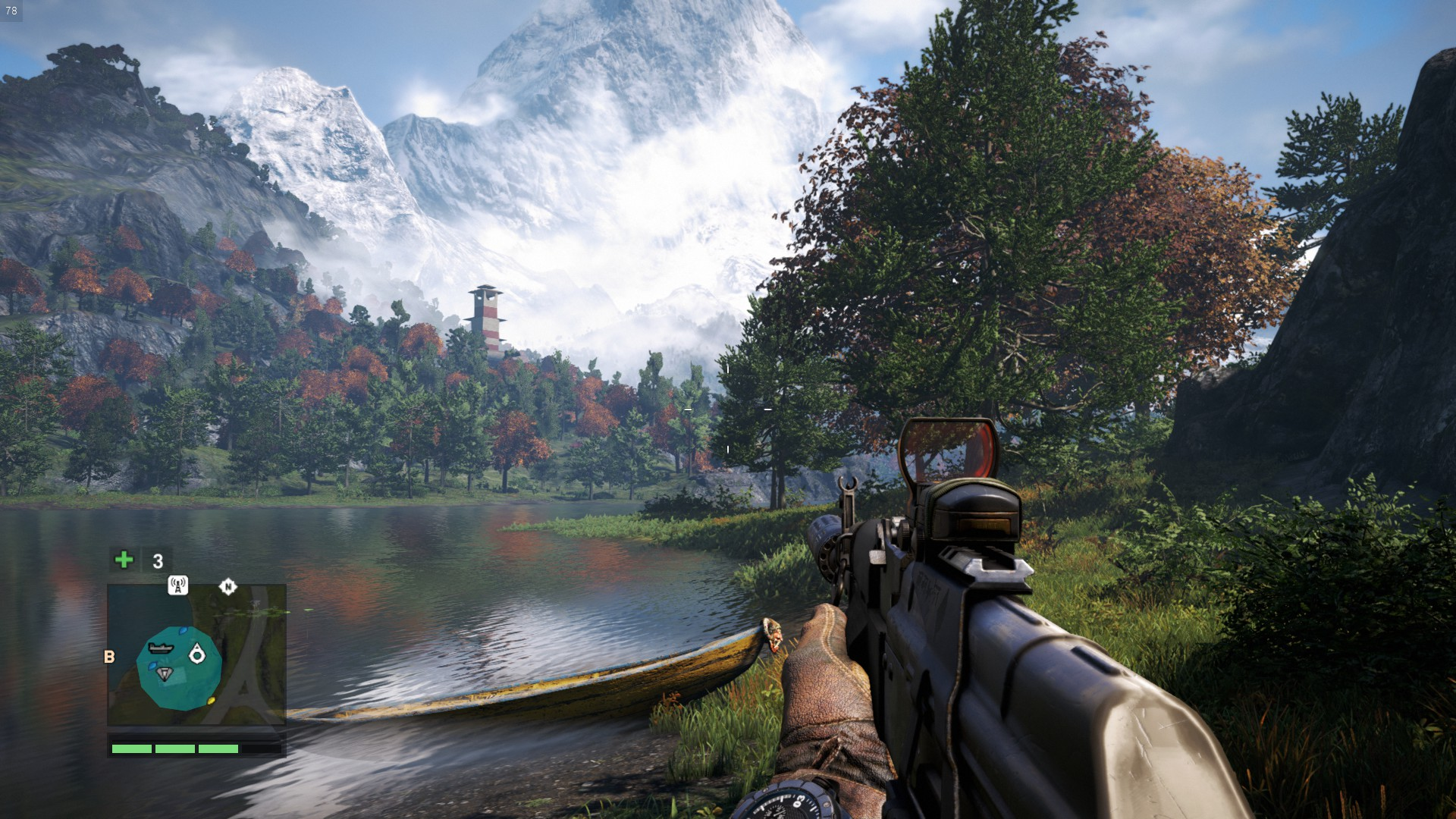 Far Cry 4 Remarks And Reflections At The Halfway Point The