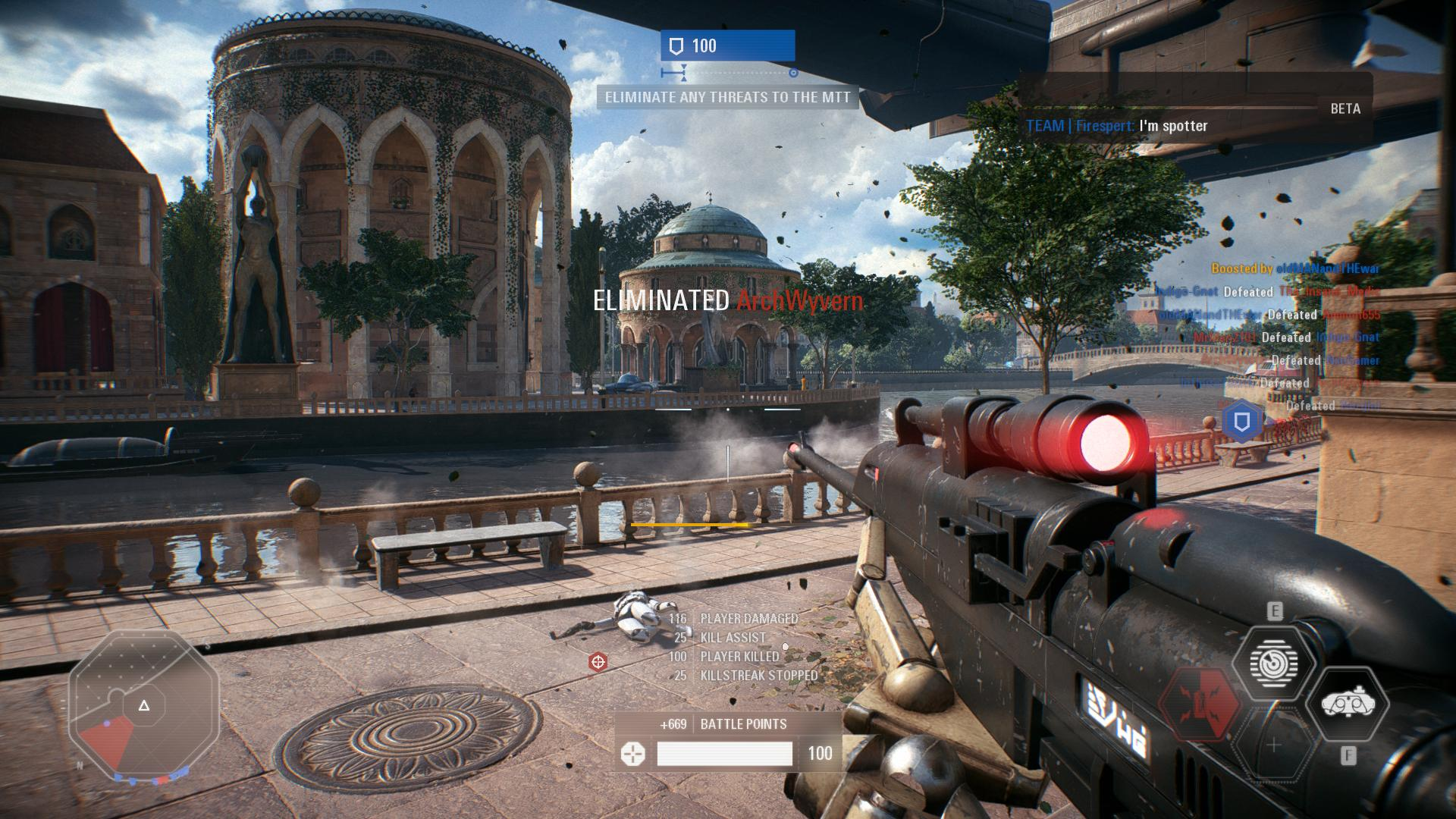 My Immediate Impressions Of Battlefront II Are That It Runs Surprisingly Smooth I Did Not Configure Game And Used The Automatic Settings