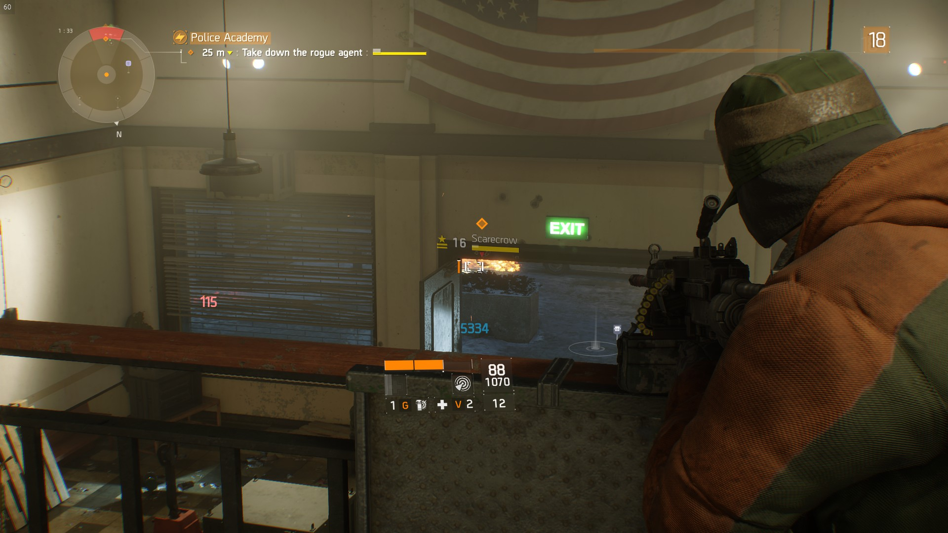 Tom Clancy s The Division Journey Across Manhattan and Reaching