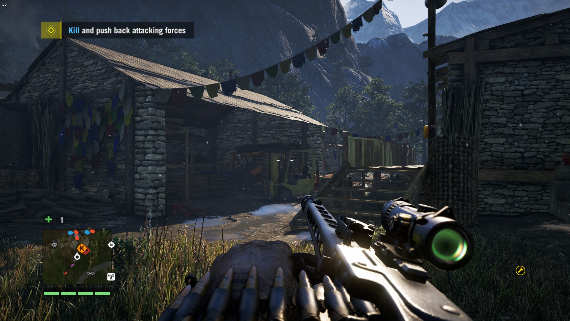 Far Cry 4: A Lesson on Patience and Applicability in