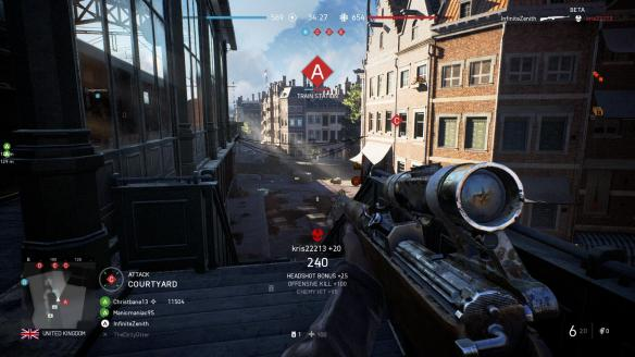 Battlefield V: A Reflection on the Open Beta | The Infinite Zenith