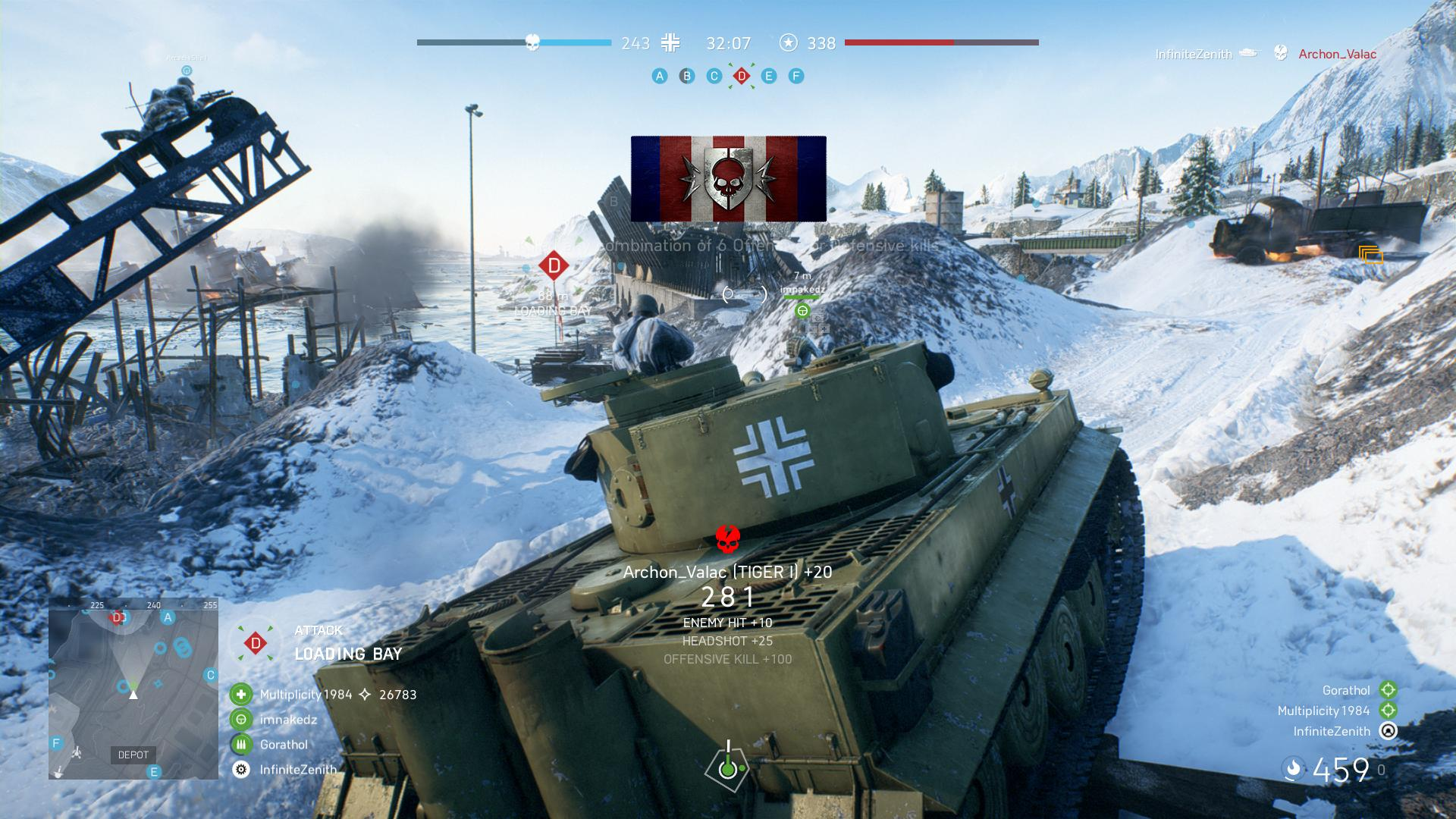 Battlefield V: Twelve Hours of Multiplayer and First