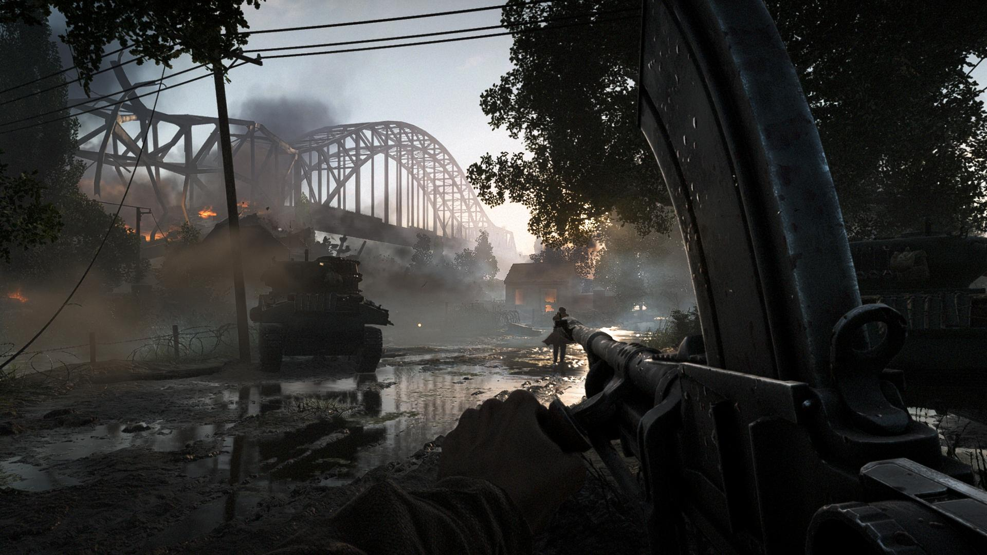 My Country Calling: Reflections on the Battlefield V