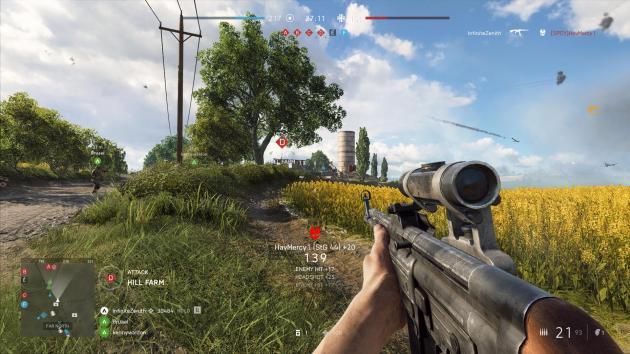 Battlefield 5   The Infinite Zenith
