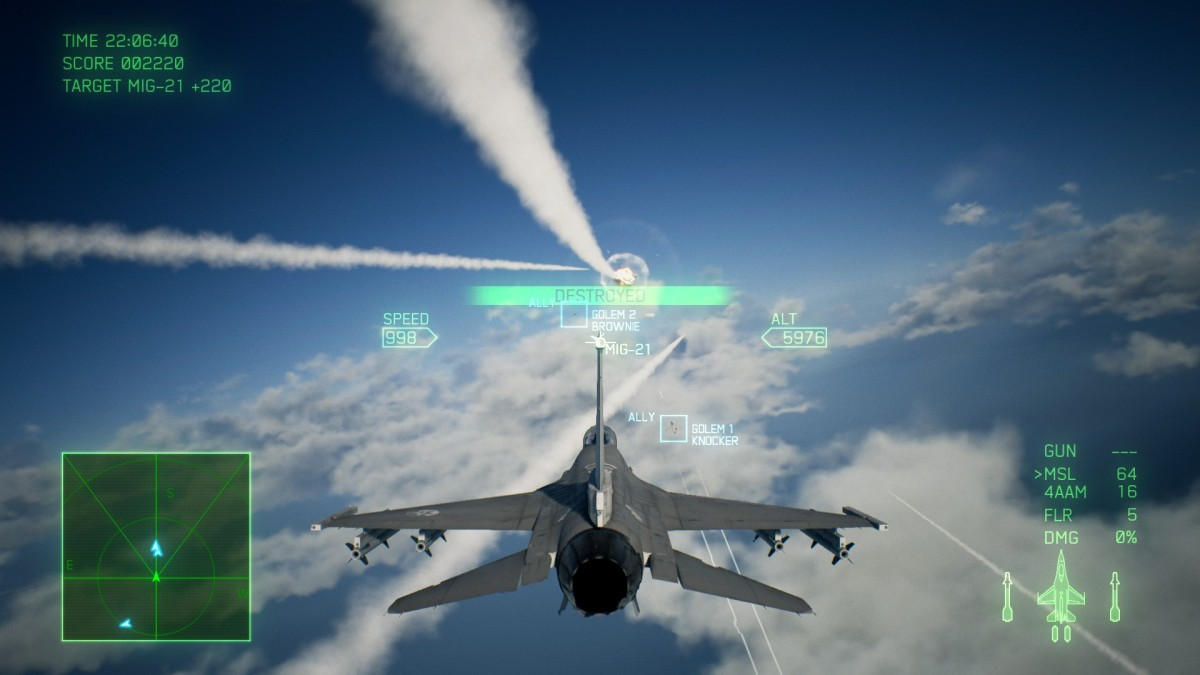 Ace Combat 7: Skies Unknown- First Impressions