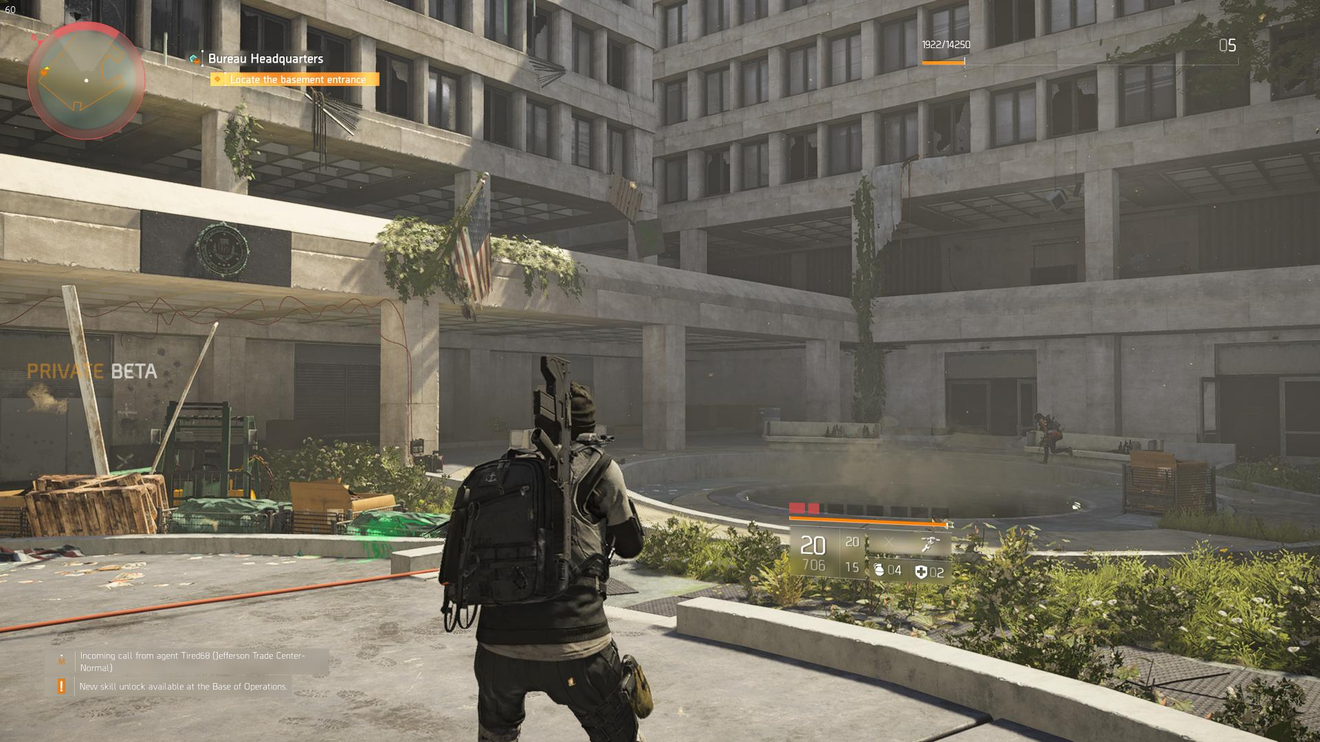 Tom Clancy's The Division 2: National Treasure, The House