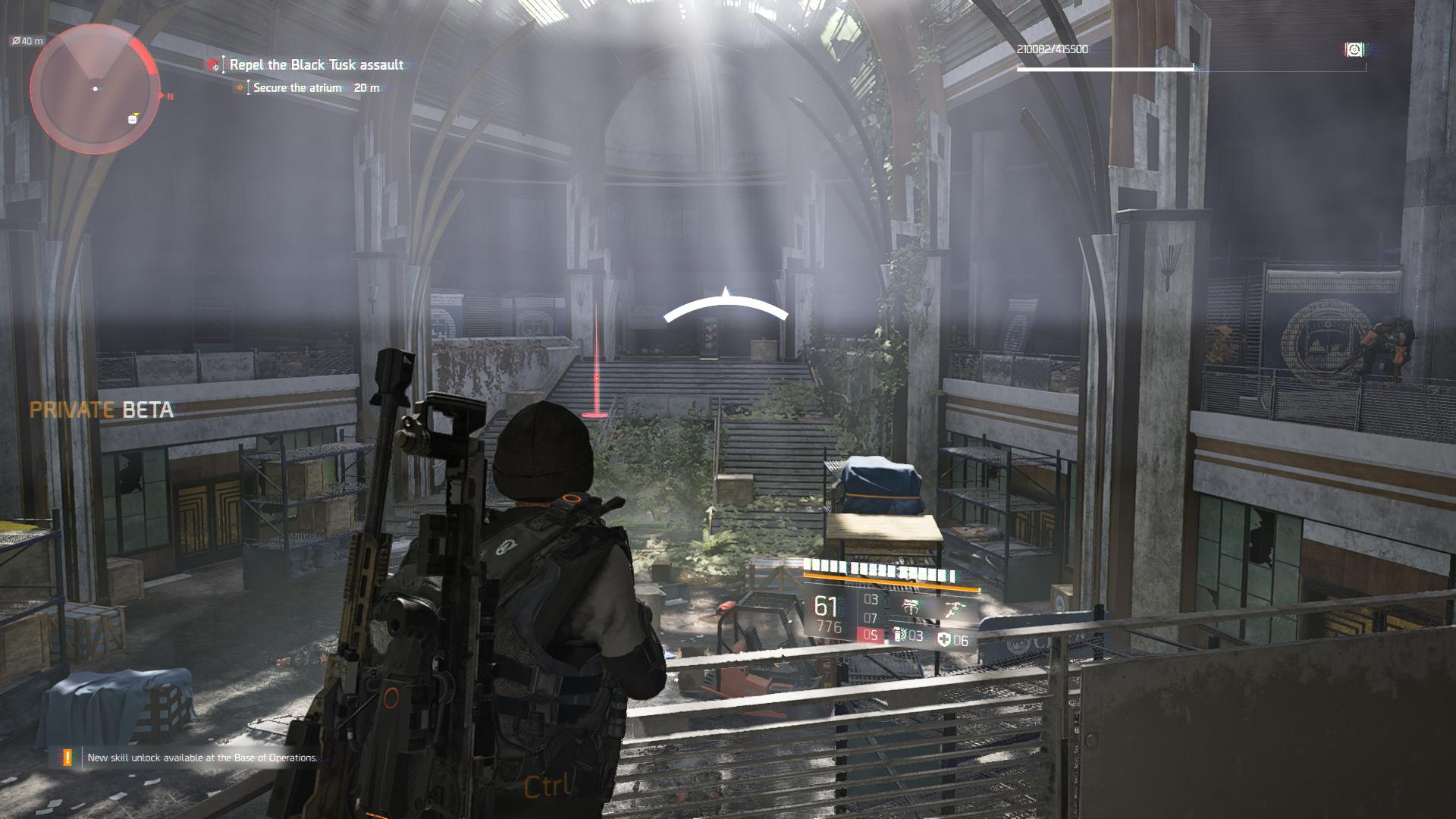 Tom Clancy's The Division 2: Soloing the Black Tusks in the Endgame