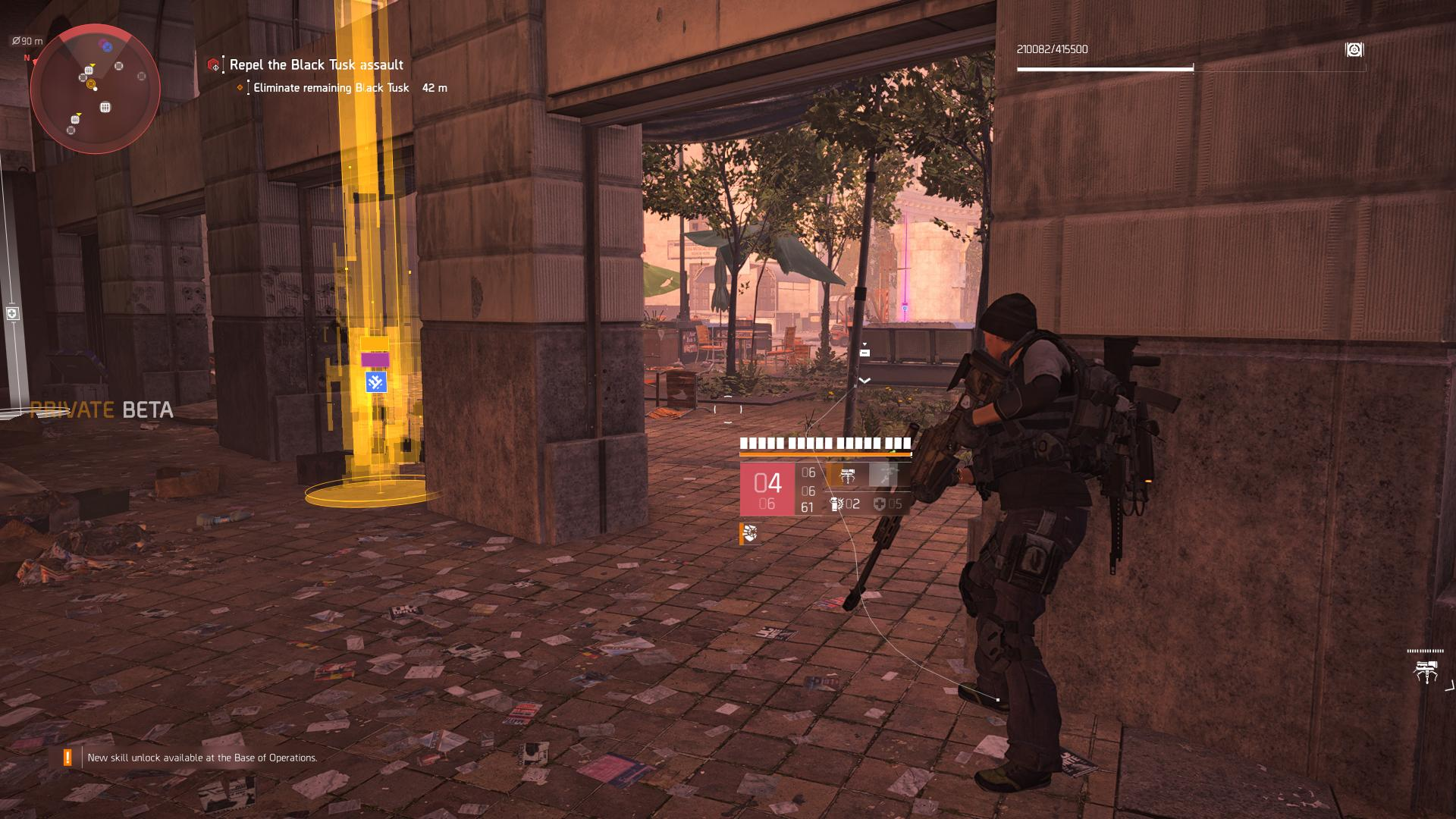 Tom Clancy's The Division 2: Soloing the Black Tusks in the