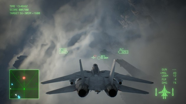 Ace Combat 7: Skies Unknown | The Infinite Zenith