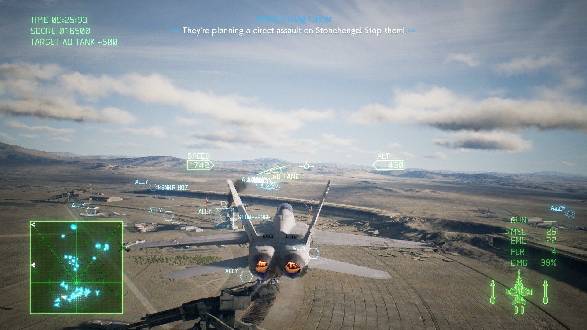 Ace Combat 7 Skies Unknown Review And Reflection At The Mark The Infinite Zenith