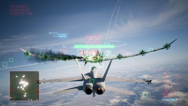 Ace Combat | The Infinite Zenith