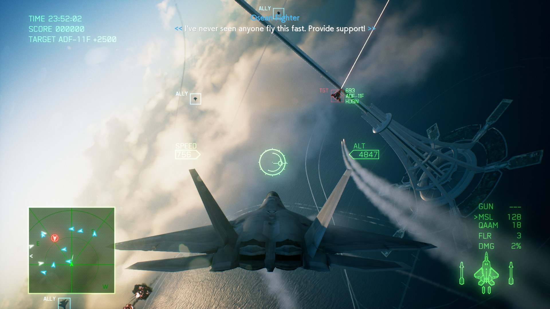 Ace Combat 7 Skies Unknown Final Review And Reflection At The Endgame The Infinite Zenith