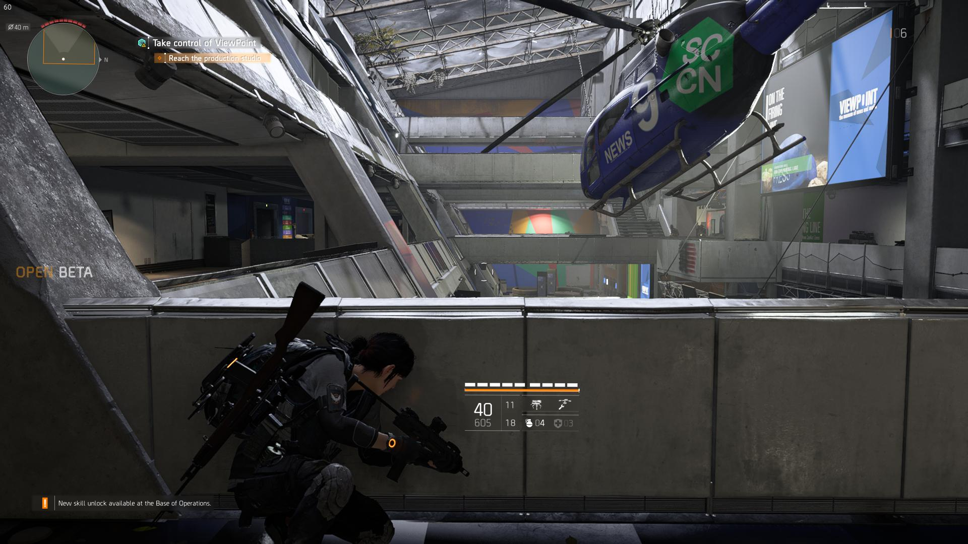 Tom Clancy's The Division 2: Viewpoint Museum, Superior Gear and a