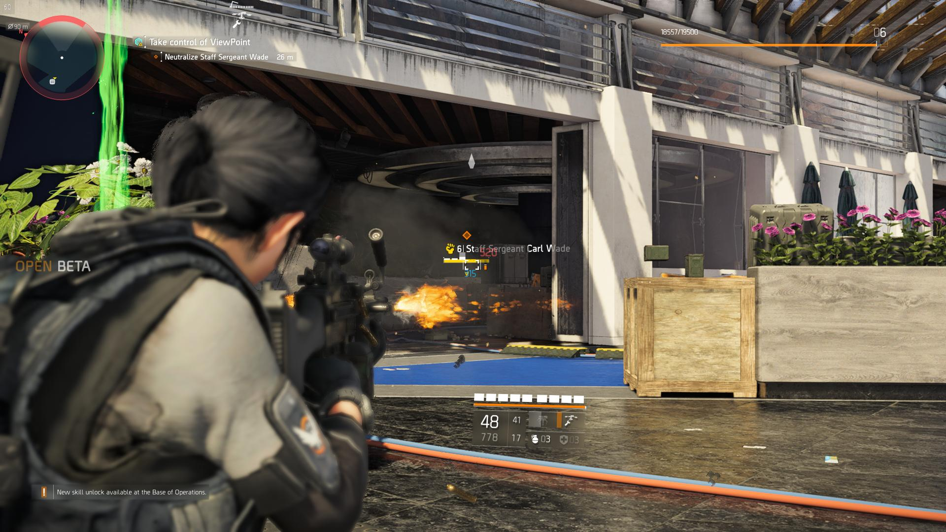 Tom Clancy's The Division 2   The Infinite Zenith