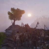 Metro Exodus: The Race For Life in The Dead City by Autumn and Route to the Good End